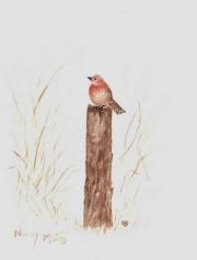 Little Bird on Post