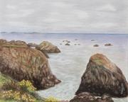 Rocks at Bodega Bay