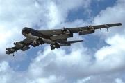 B-52 Landing at Kadena, Okinawa
