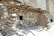 Native American Dwelling near Santa Fe, New Mexico