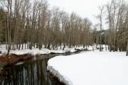 Winter at Cisco Grove