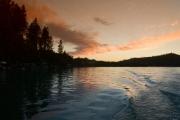 Sunset Over Lake Wildwood