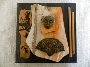 Mixed Media Collage-7
