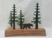 Bear in the Cedars