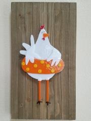 Chicken Float