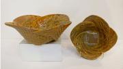 Bamboo Basket Bowls