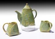 Teapot Cups Koi