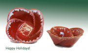 Very Red Bowls