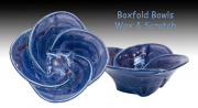 Wax Scratch PS Egg Bowls