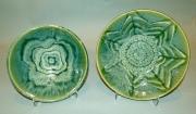 Green & Titanium Bowls