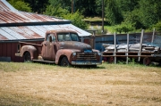 Old Truck, Orcas Island