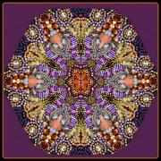 Butterfly Dreaming Mandala
